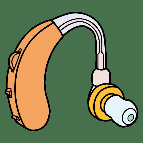 icône Connecter les appareils auditifs