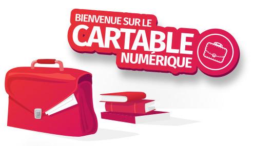icône Cartable numérique