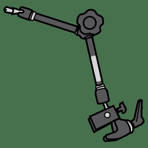 icône Bras articulé
