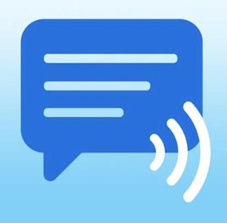 icône Synthèse vocale