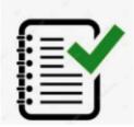 icône Bonnes pratiques d'accessibilité : mise en page des documents